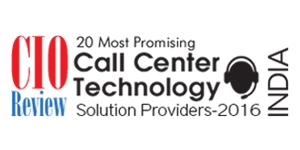 20 Most Promising Call Centre Solution Providers - 2016