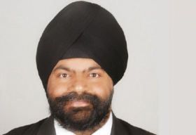Jaspreet Singh, Partner - Cyber Security, EY